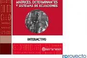 Matrices, Determinantes y Sistemas de ecuaciones