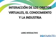 Lean Manufacturing-Interacción de los Objetos Virtuales, el Conocimiento y la Industria