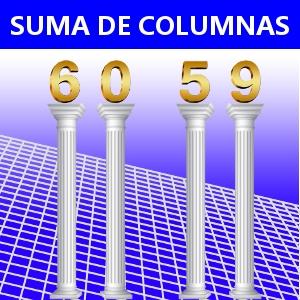 SUMA DE COLUMNAS