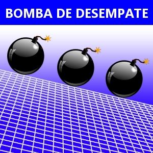 BOMBA DE DESEMPATE