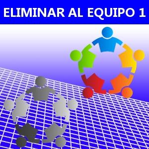 ELIMINAR AL EQUIPO 1