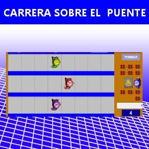 CARRERA SOBRE EL PUENTE