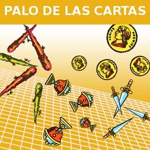 PALO DE LAS CARTAS