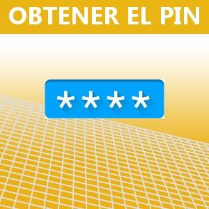 OBTENER EL PIN