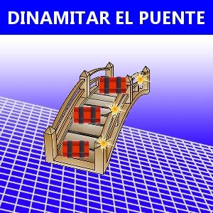 DINAMITAR EL PUENTE