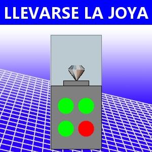LLEVARSE LA JOYA