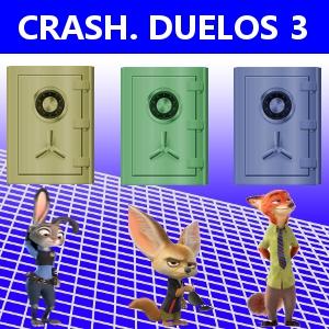 CRASH. DUELOS 3