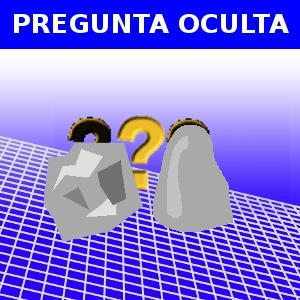 PREGUNTA OCULTA