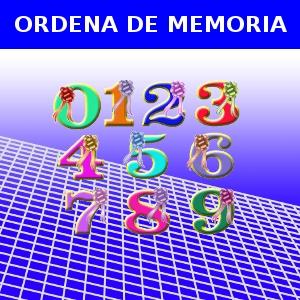 ORDENA DE MEMORIA