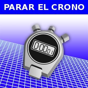 PARAR EL CRONO