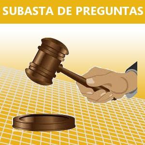 SUBASTA DE PREGUNTAS