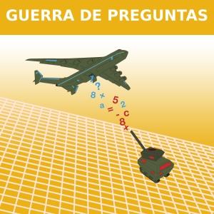 GUERRA DE PREGUNTAS