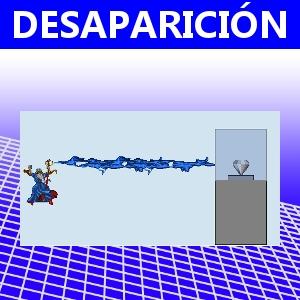 DESAPARICIÓN