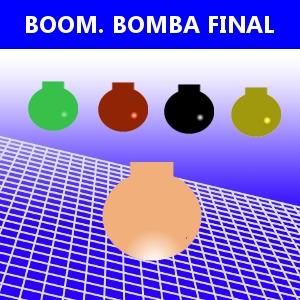 BOOM. BOMBA FINAL