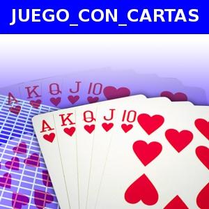 JUEGO CON CARTAS