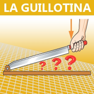LA GUILLOTINA