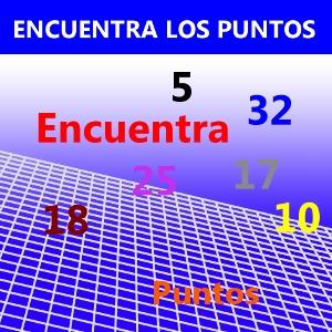 ENCUENTRA LOS PUNTOS
