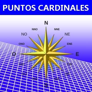 PUNTOS CARDINALES