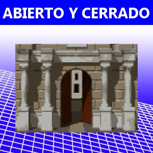 ABIERTO Y CERRADO