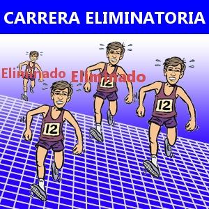 CARRERA ELIMINATORIA