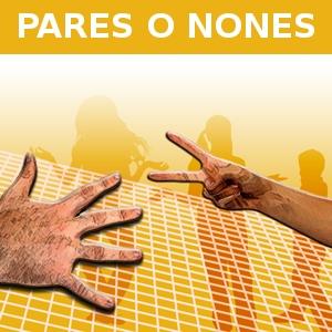 PARES O NONES