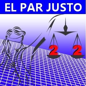 EL PAR JUSTO