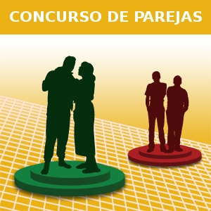 CONCURSO DE PAREJAS