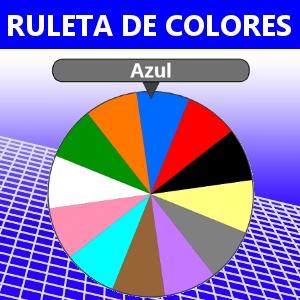 RULETA DE COLORES